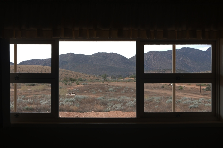 cottage lounge view