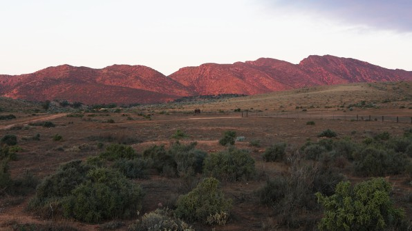 elder range sunset