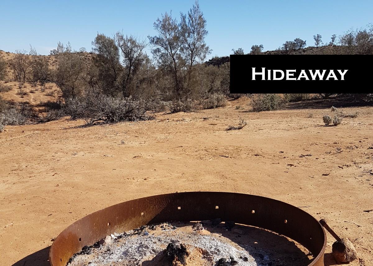 Hideaway web